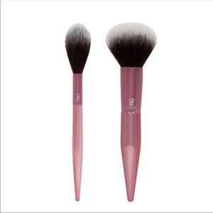 MODA Rose Gold Makeup Brushes